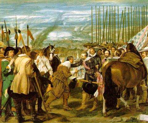 Surrender-of-Breda-Diego-Ve