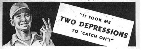 Two Depressions