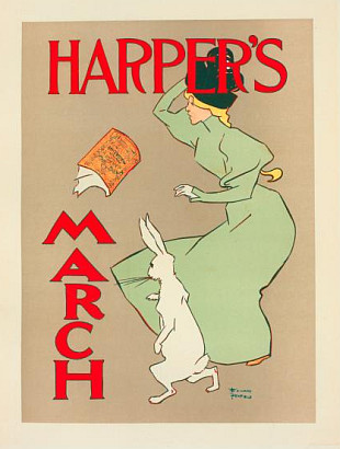 Harpers MArch