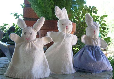 BunniesWaving