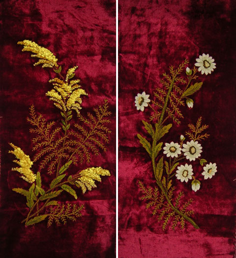 Embroidered-Flowers
