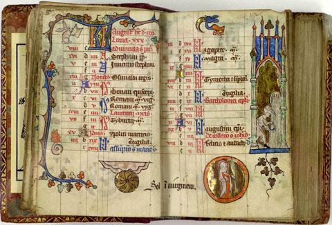 Medieval-Book