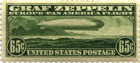 Zeplin-Stamp