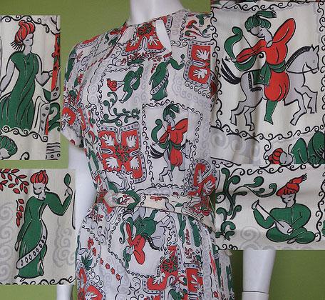 Persian-Dress