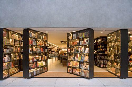Brazil Bookstore