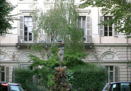 Torinocourtyard