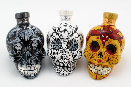 Kah Tequila Bottles