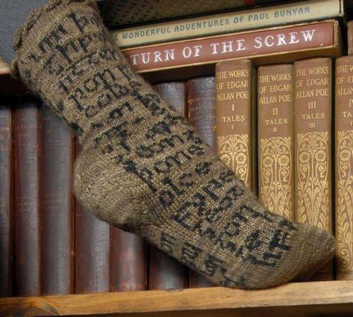 Beowulf-socks