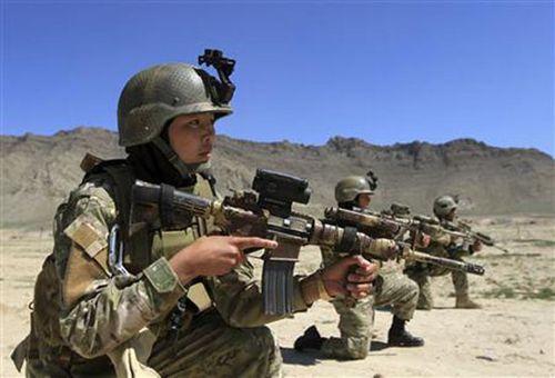 AfghanSF