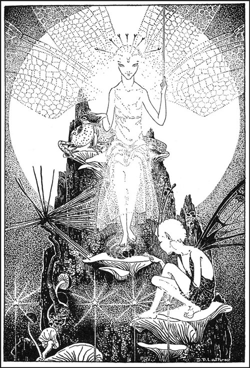 Dorothy-lathrop-fairies