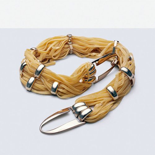 Pasta Necklace Bonavia